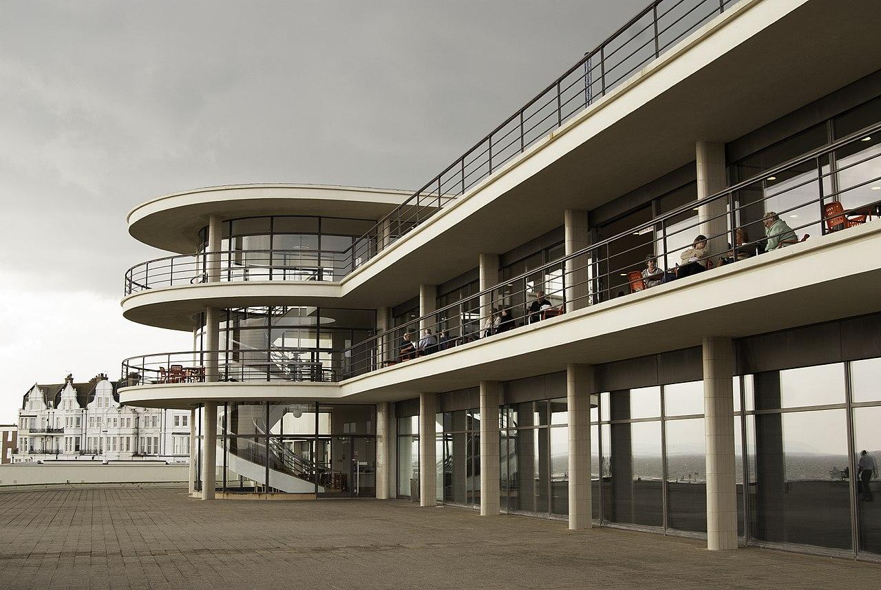 De La Warr Pavilion, by Oliver Tookey