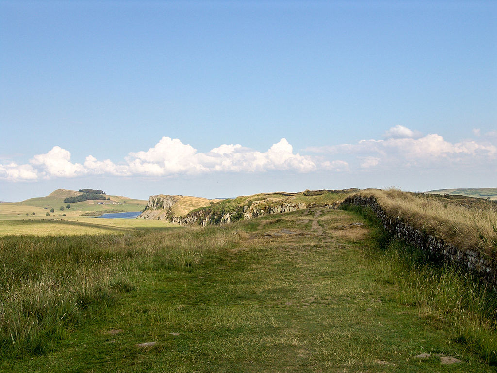 Hadrian's Wall by Tilman2007