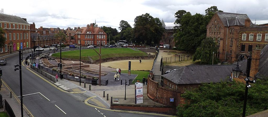 Chester Roman amphitheatre by Emdee314