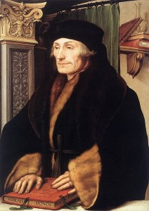 Portrait of Desiderius Erasmus of Rotterdam with Renaissance Pilaster by Hans Holbein the Younger. It is one of the tax exempt heritage assets.