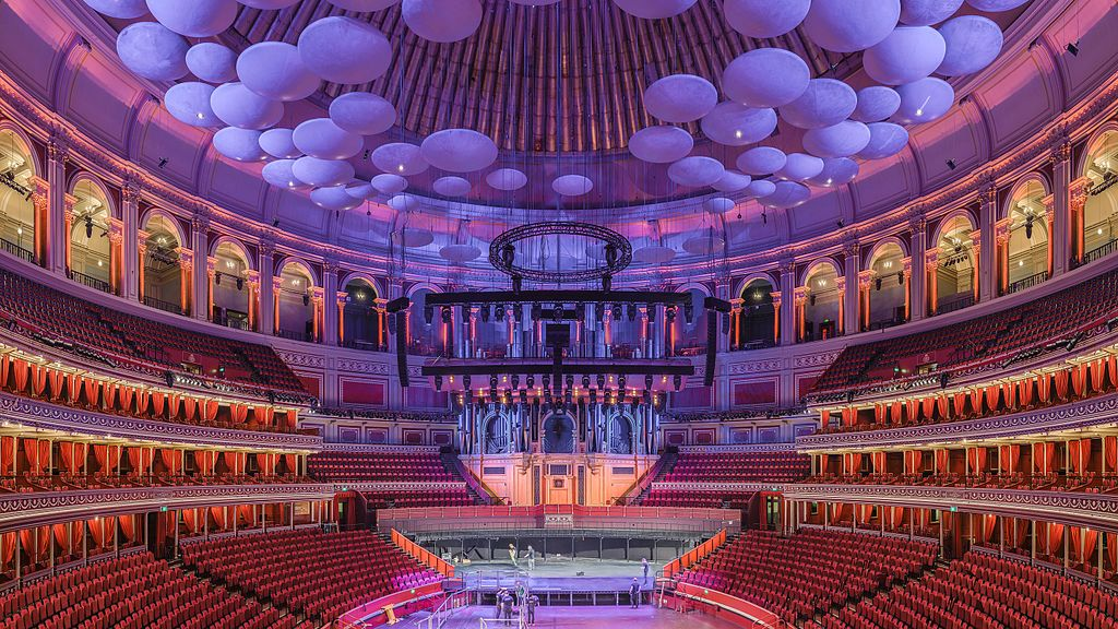 Royal Albert Hall - Central View 169 by Colin